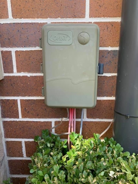 Watering system controller replacement Sydney